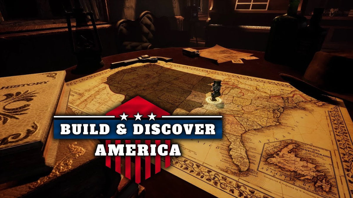 build and discover: america real time strategy simulation game to get support for linux windows pc