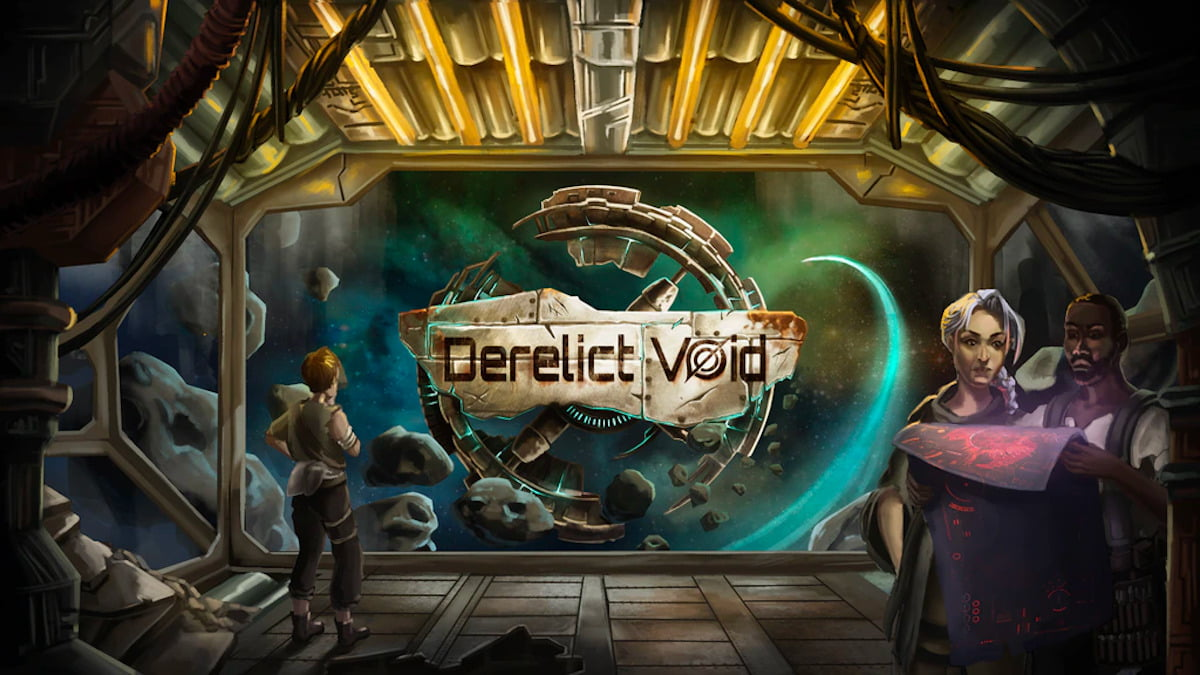 Derelict Void space survival coming March 18th