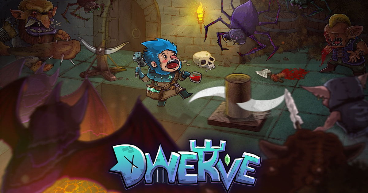 Dwerve action RPG has a native Demo on Steam