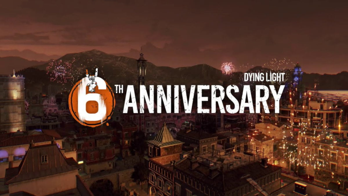 dying light 6th anniversary with a free weekend for linux mac and windows pc