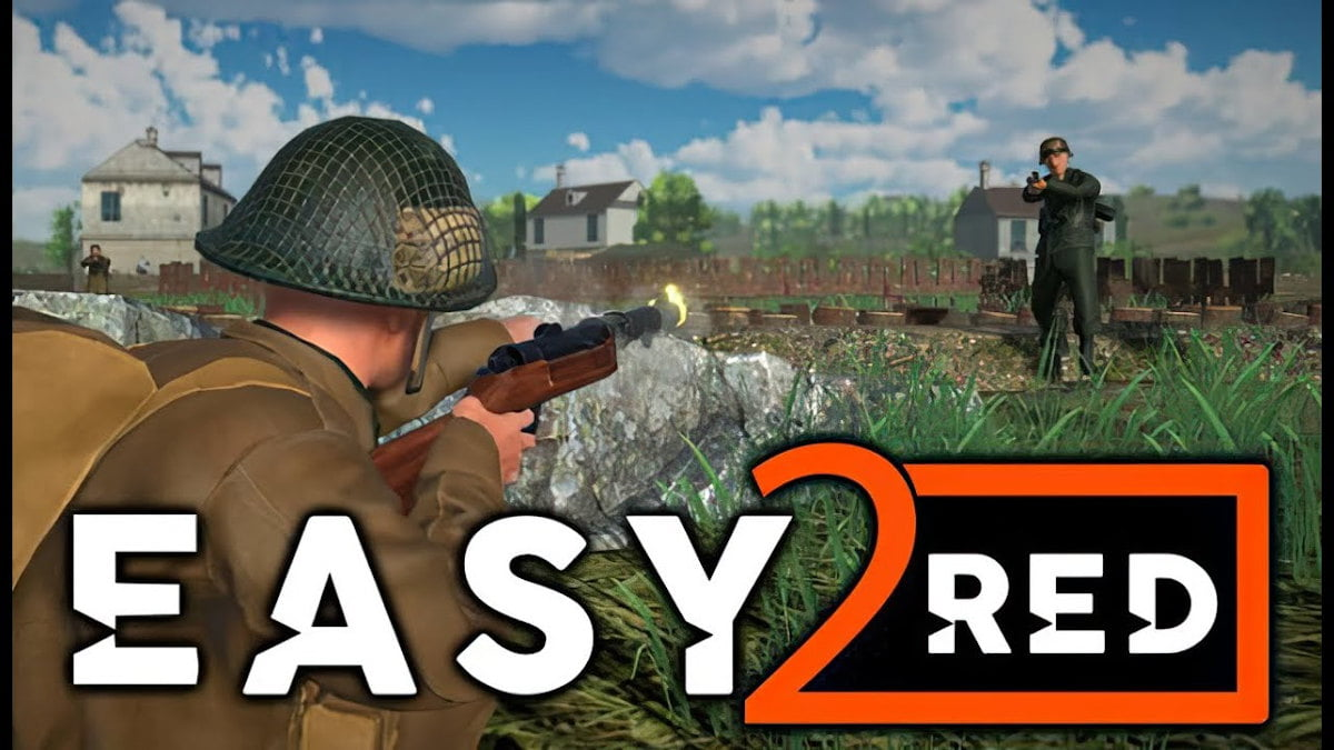 easy red 2 realistic combat features and support for linux with windows pc via early access