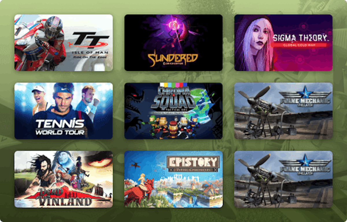 humble plug in (and play!) digital bundle with linux games list as well as mac and windows pc