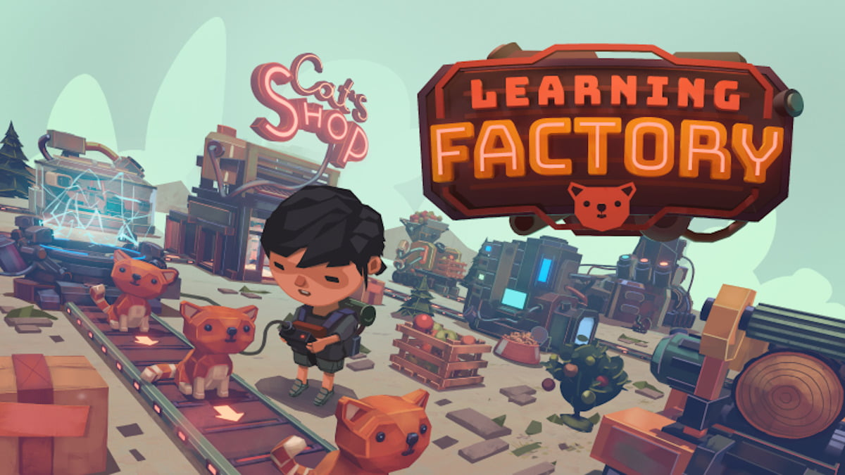 Learning Factory acclaimed puzzle game releases