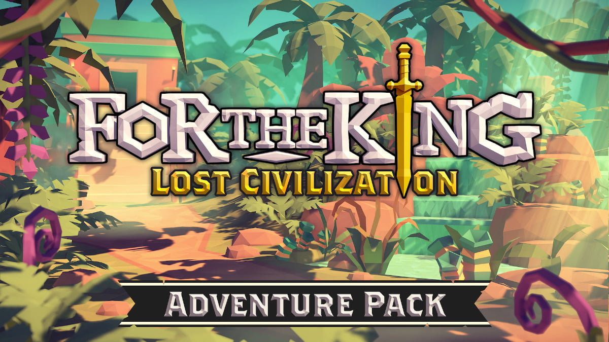 lost civilization adventure pack releases for the king game on linux mac windows pc