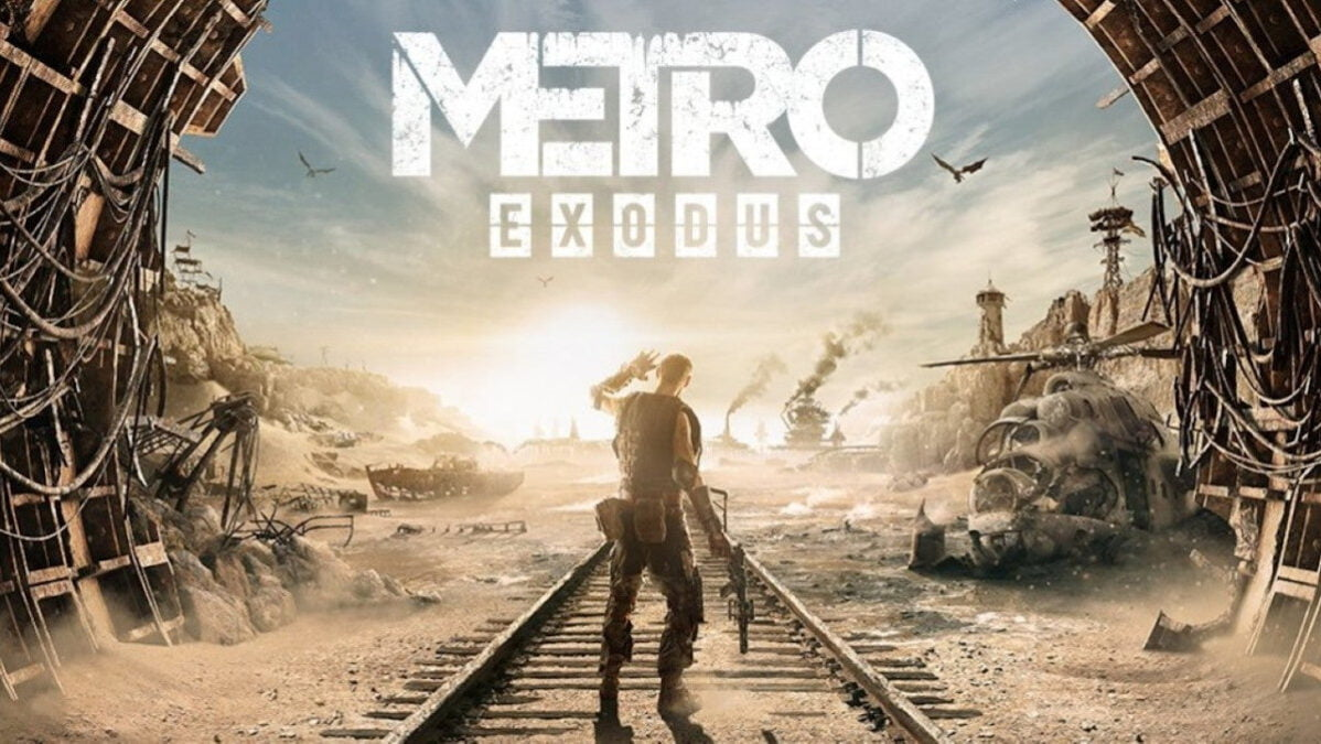 Metro Exodus support due a little later in the year