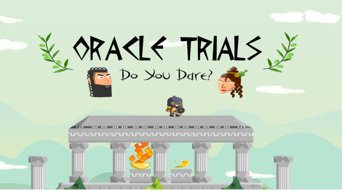 Oracle Trials retro inspired platformer to get a port