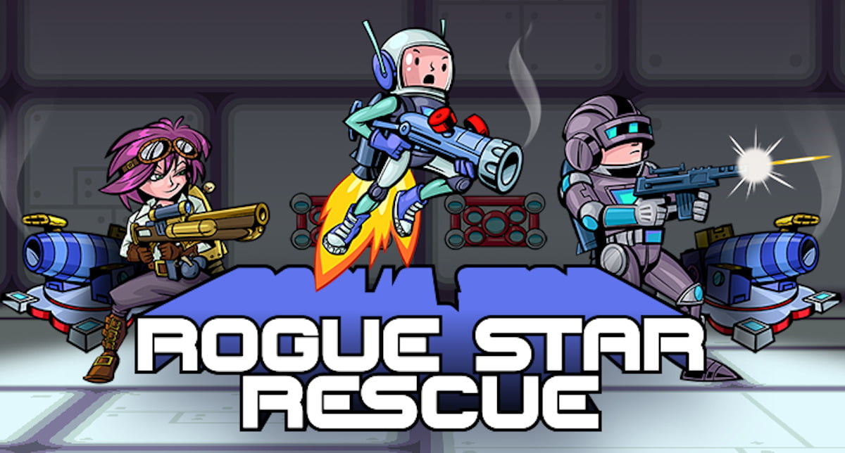 Rogue Star Rescue an epic roguelike worth playing