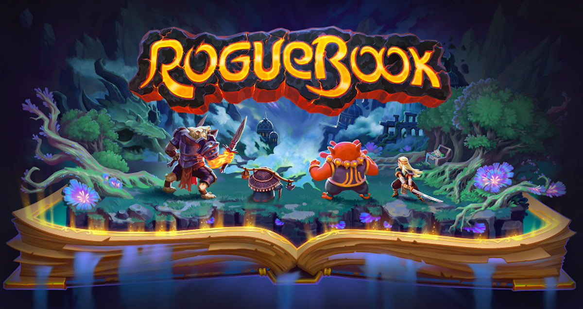 Roguebook deckbuilder to get a Demo this week