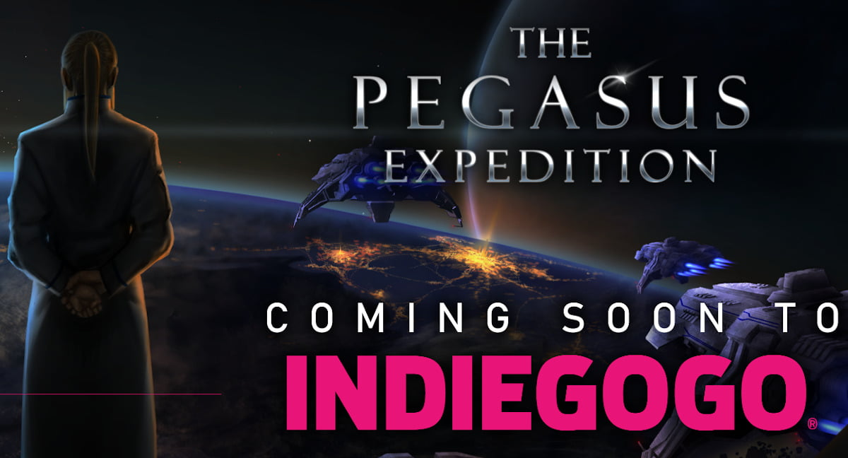 the pegasus expedition space grand strategy to get a port for linux with windows pc