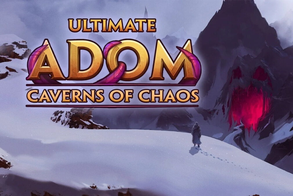 Ultimate ADOM – Caverns of Chaos releases now