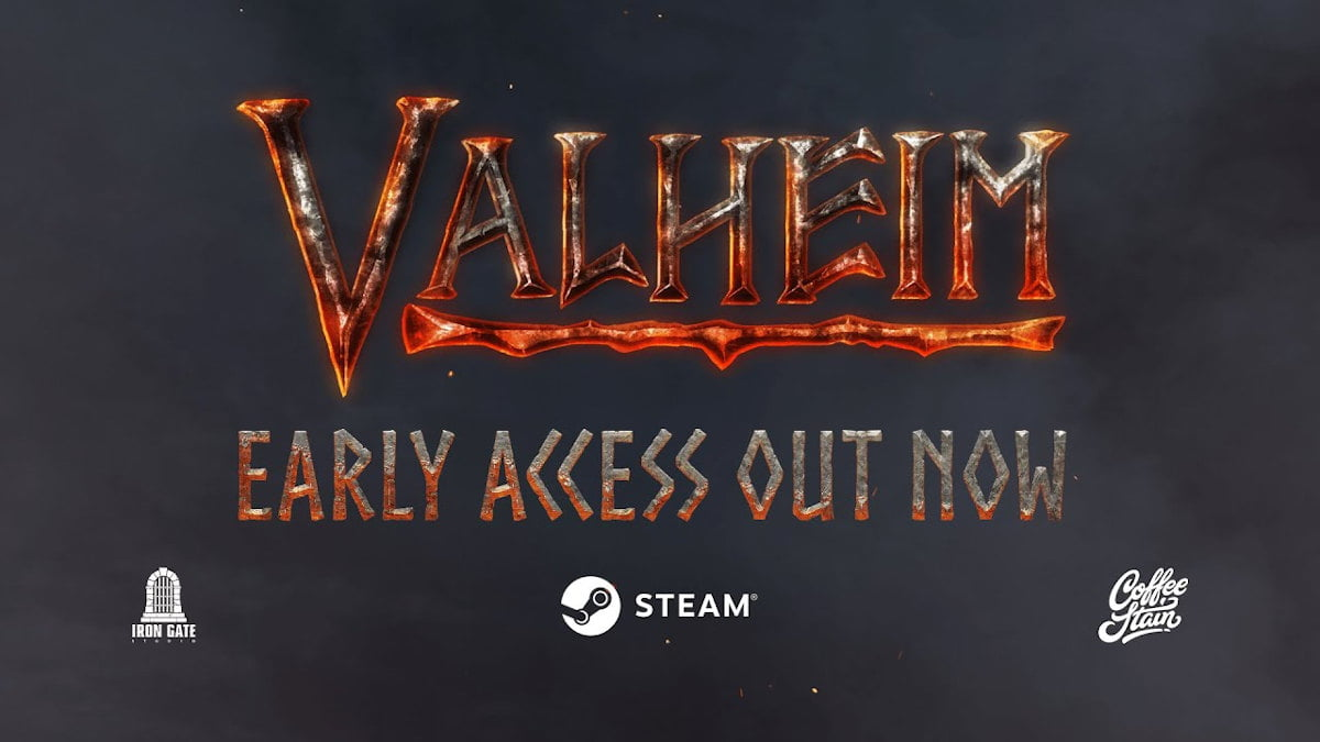valheim challenging co-op adventure releases in early access via linux gaming windows pc