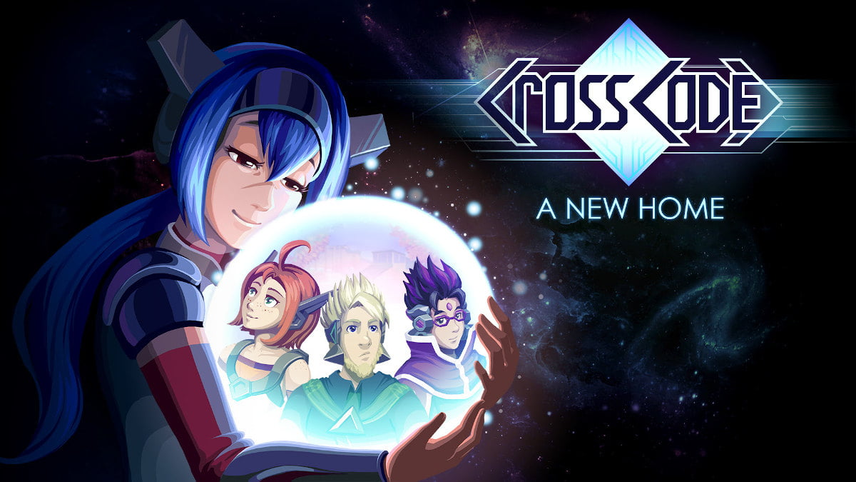 a new home dlc releases with a discount available for crosscode in linux gaming mac windows pc