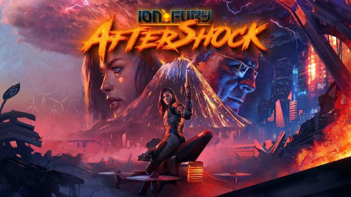 aftershock expansion due to release for ion fury this summer via linux gaming and windows pc