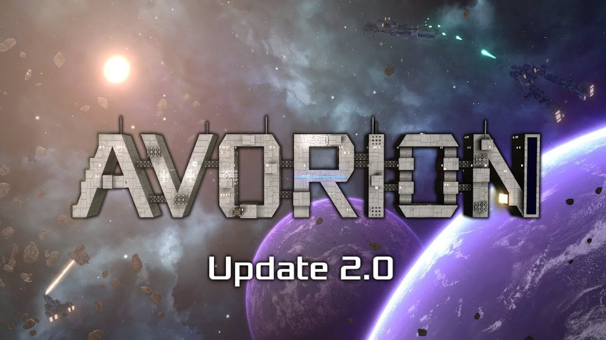 avorion anniversary and update 2.0 details coming to linux mac and windows pc