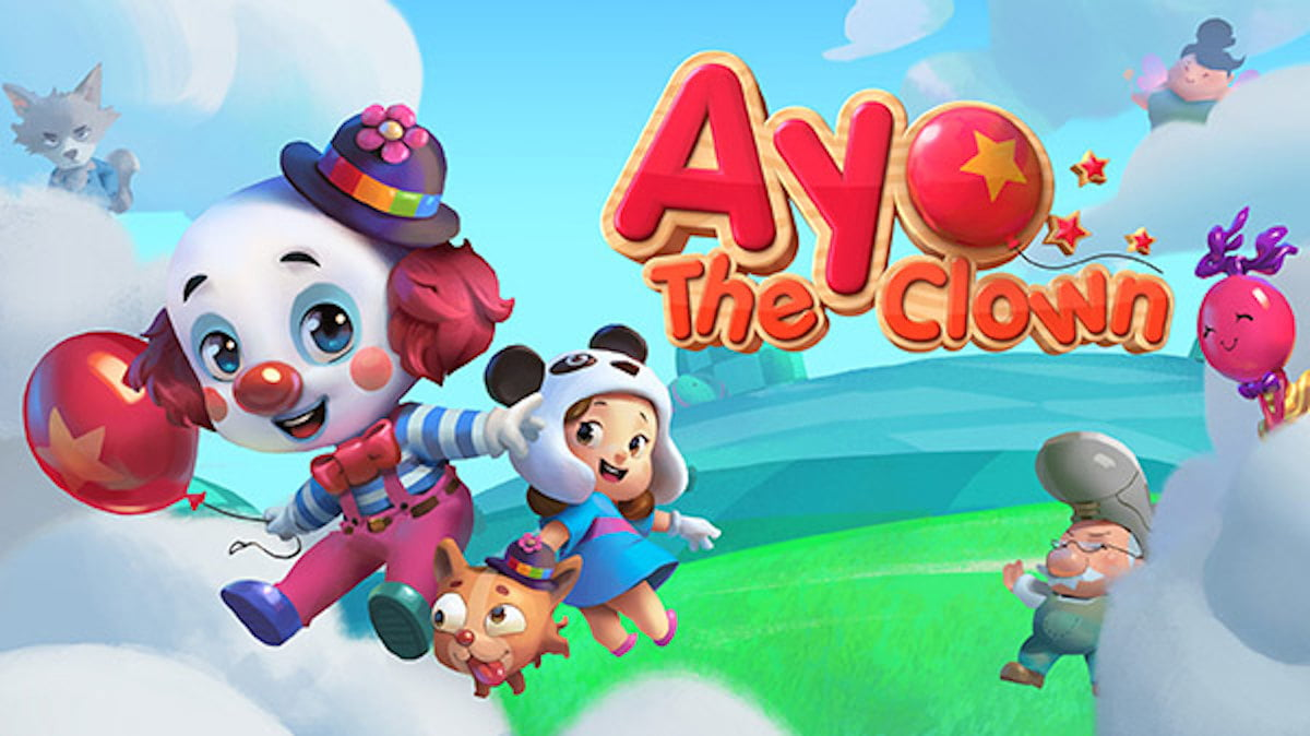 ayo the clown 2.5d platformer coming this spring for linux mac and windows pc