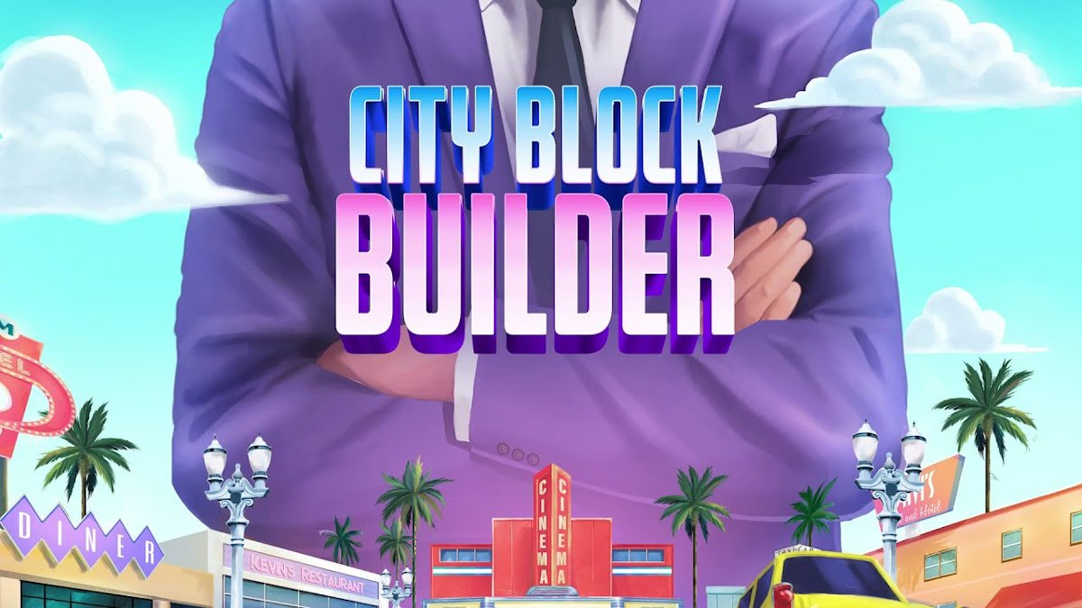City Block Builder tycoon management announced