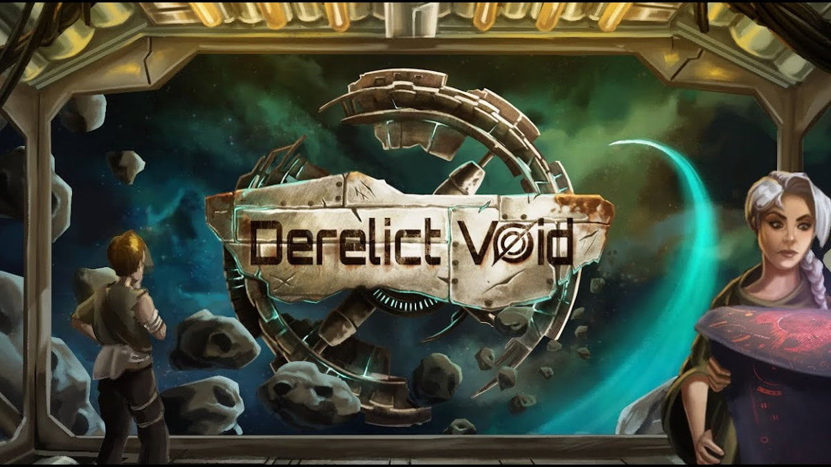 derelict void the space survival adventure releases on linux mac and windows pc