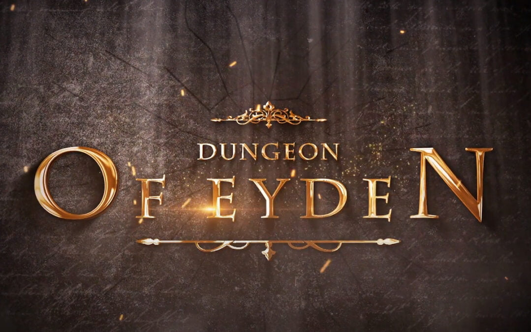 dungeon of eyden> hack and slash co-op releases in linux gaming with mac and windows pc