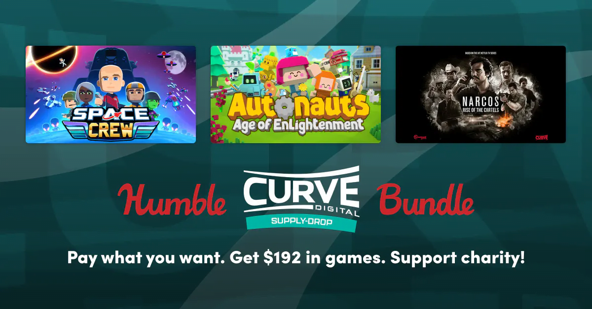 humble curve digital supply-drop bundle releases with support in linux gaming mac windows pc