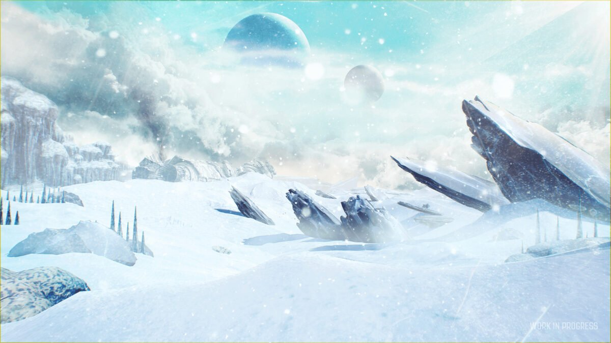 interastra a survival game screenshot for linux with windows pc winter