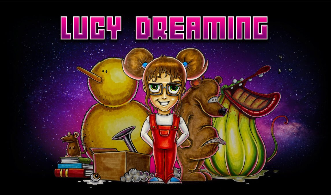 Lucy Dreaming fully fledged adventure gets a demo