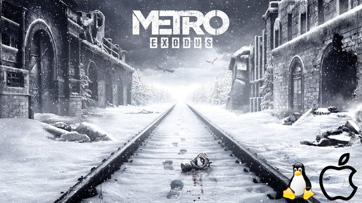 metro exodus first person shooter has a release date for linux gaming mac windows pc