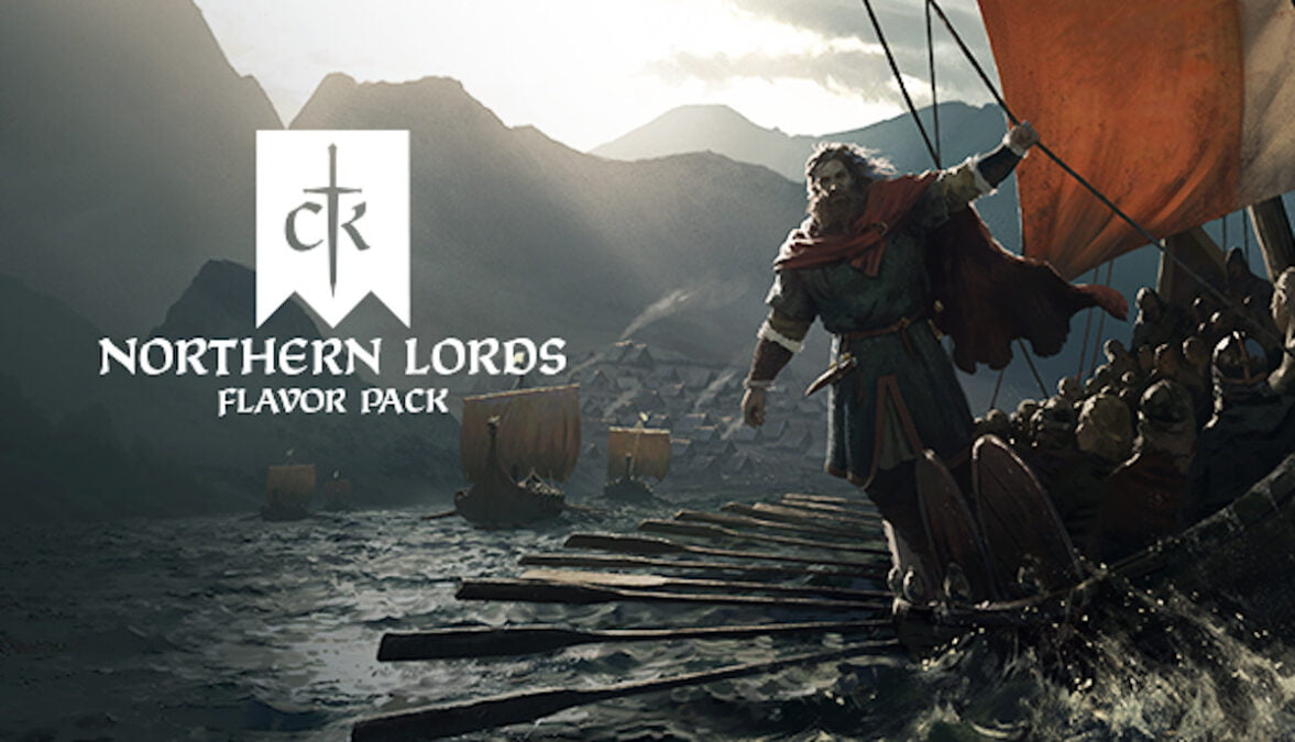 northern lords flavour pack releases for crusader kings iii in linux gaming mac windows pc