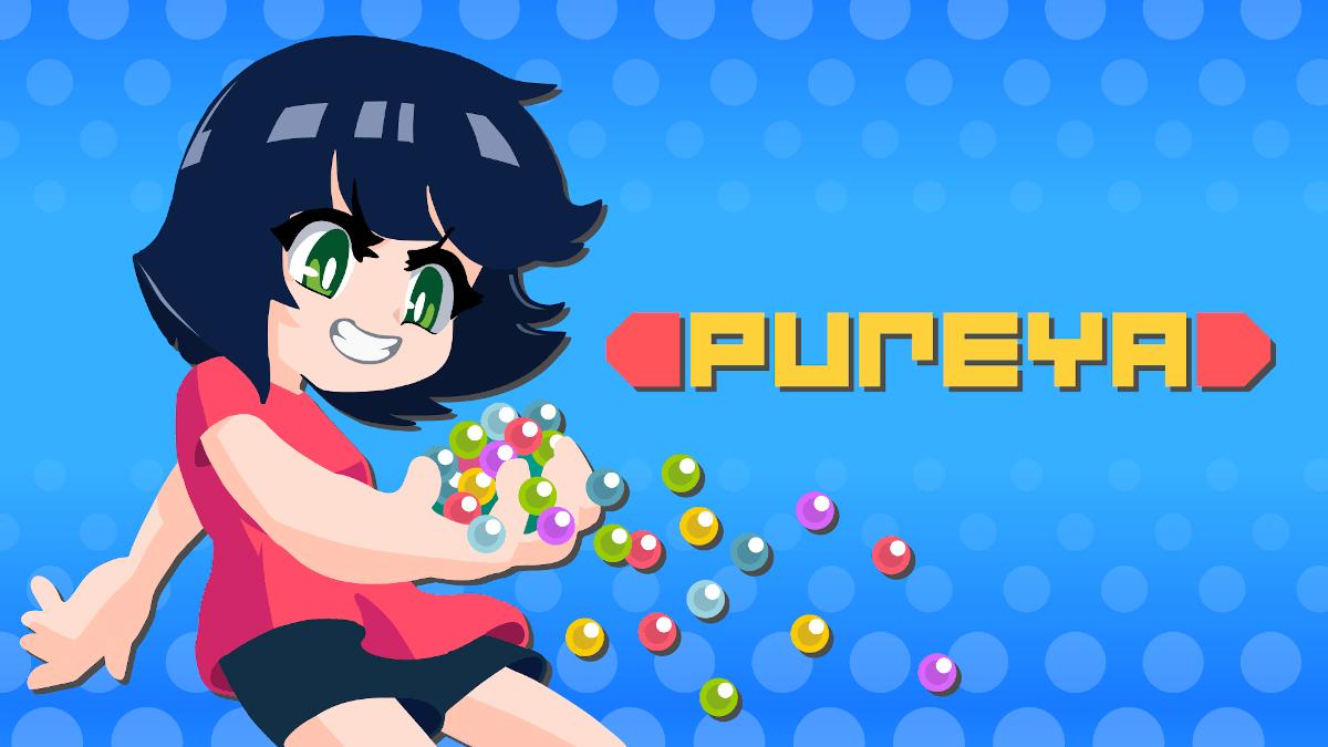 Pureya charming arcade minigames out soon