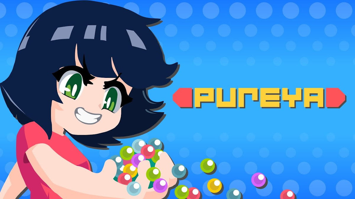 Pureya charming arcade minigames out now