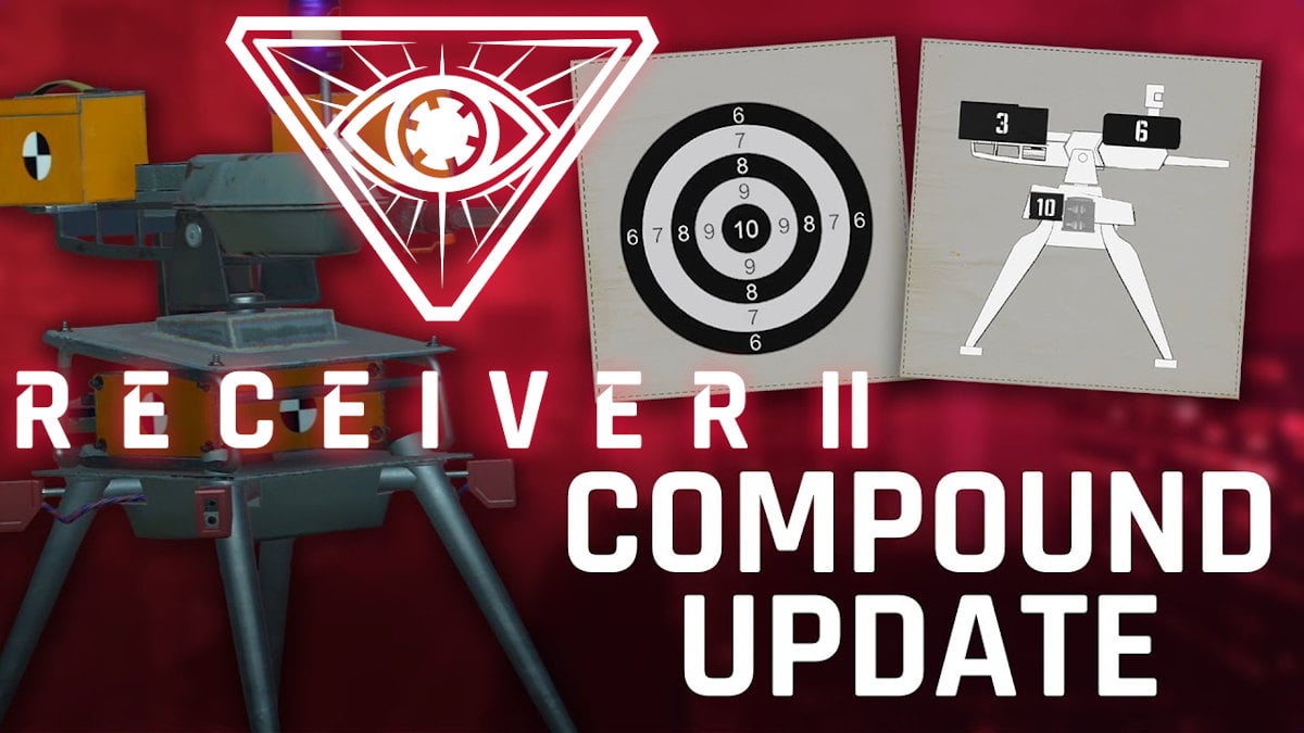 receiver 2 gets a huge compound update with shooting range for linux gaming mac windows pc
