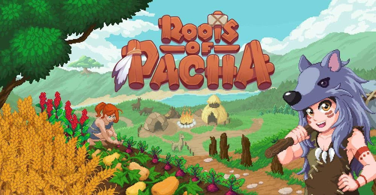 Roots of Pacha closing out Kickstarter 900% funded