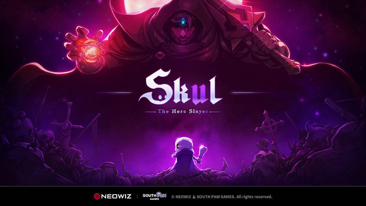 skul: the hero slayer roguelite releases the games update 1.1 for linux mac and windows pc