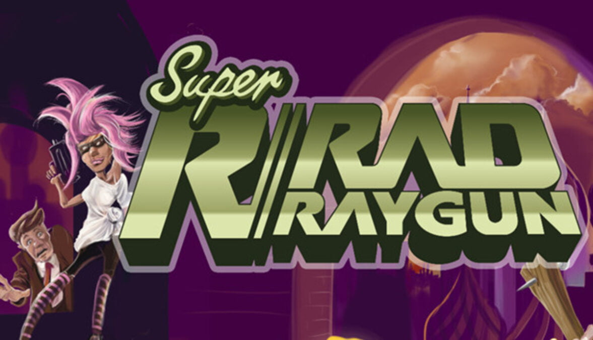 Super Rad Raygun revenue to support MS charity