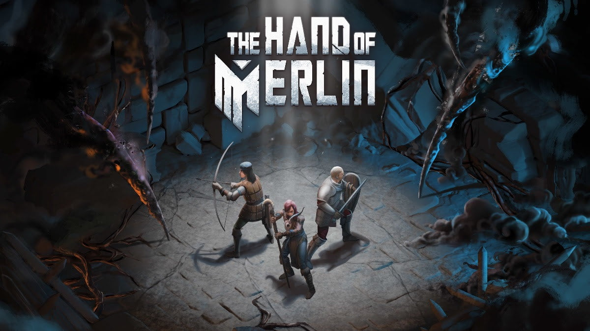 The Hand of Merlin roguelite RPG – day one release