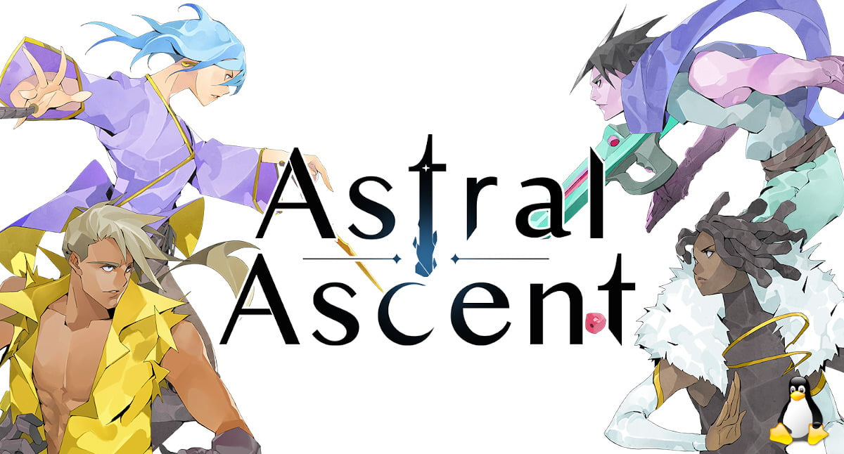 astral ascent 2d platformer kickstarter ends soon but includes support in linux gaming mac windows pc