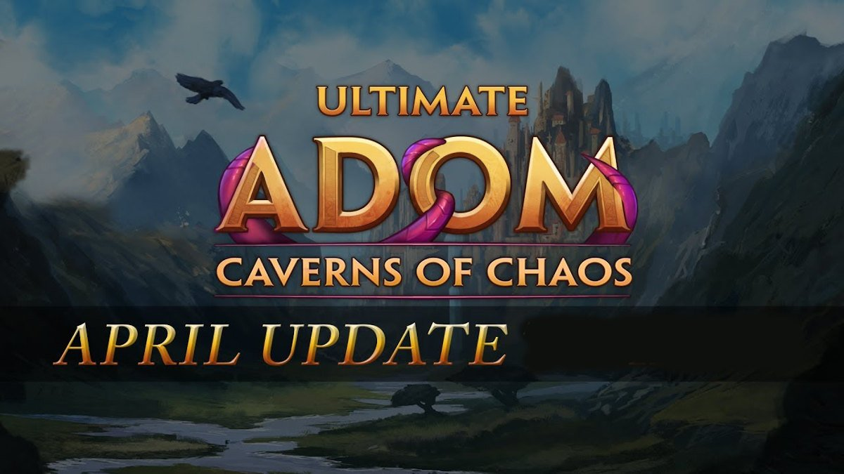 Corruption and Hunger update out in Ultimate ADOM