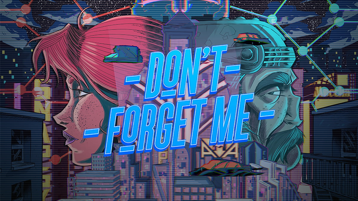 Don't Forget Me jazz punk adventure due to release
