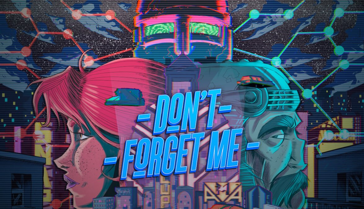 Don't Forget Me new jazz punk adventure releases