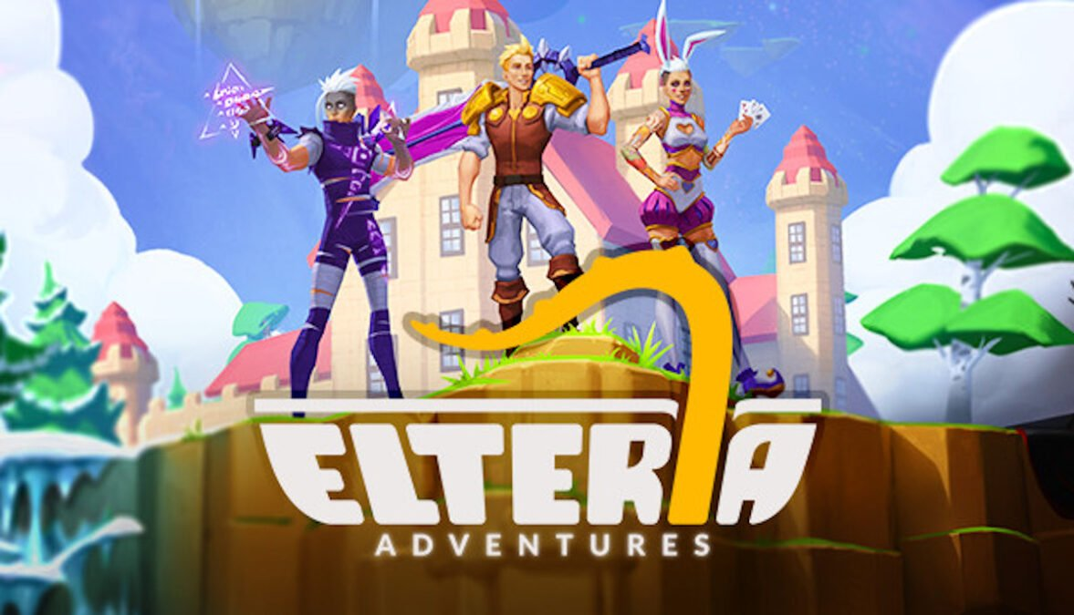 elteria adventures gets a big graphics and gameplay overhaul in linux gaming mac and windows pc