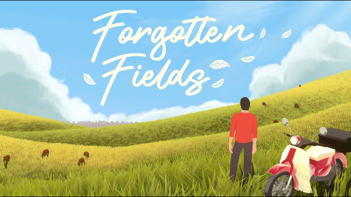 Forgotten Fields cozy narrative releases now