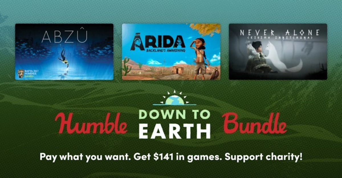 humble down to earth bundle offers up some great games for linux mac and windows pc