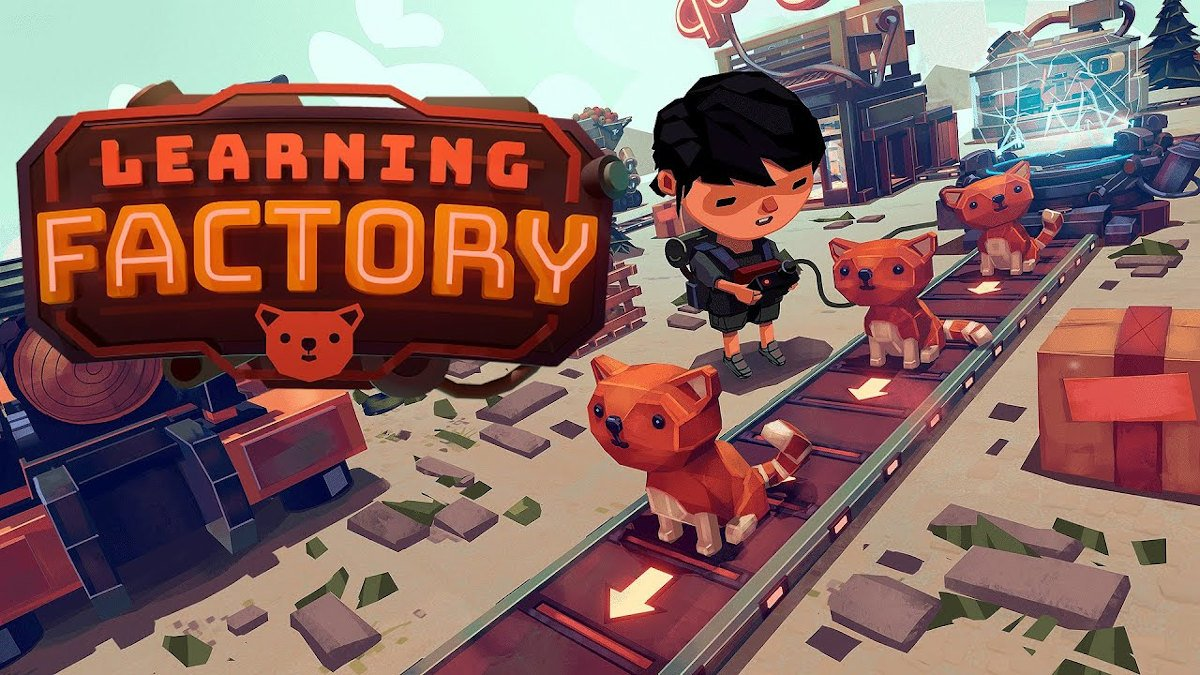 learning factory first major update releases in linux gaming mac and windows pc