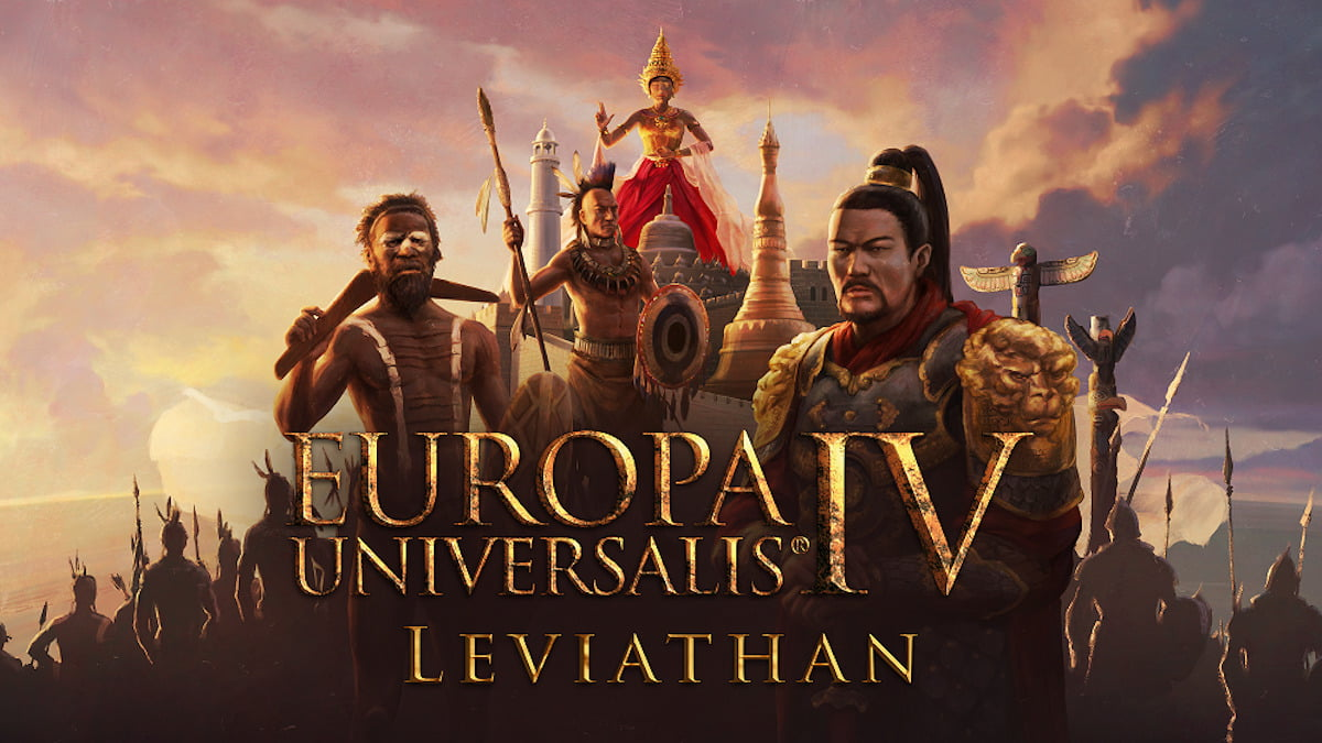 Leviathan unleashes now in Europa Universalis IV