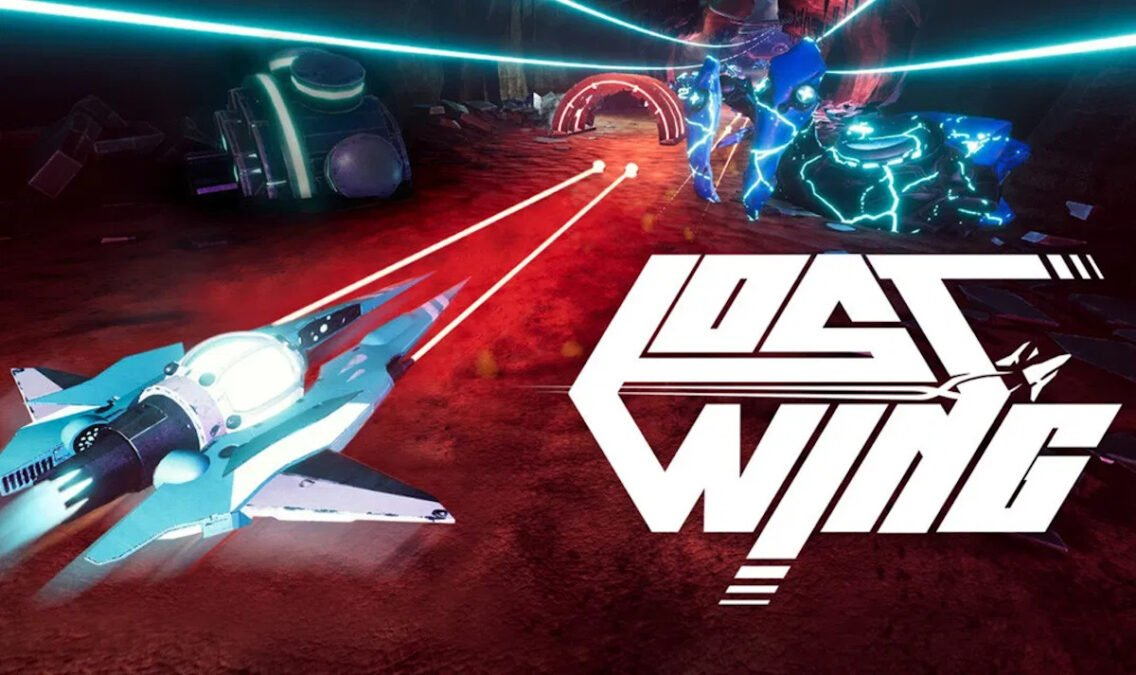 Lost Wing combat racing due to test your skills soon