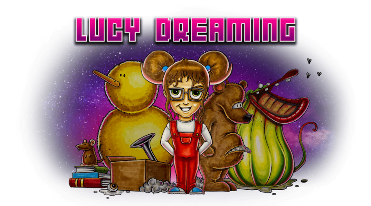 Lucy Dreaming adventure offers an Easter egg hunt