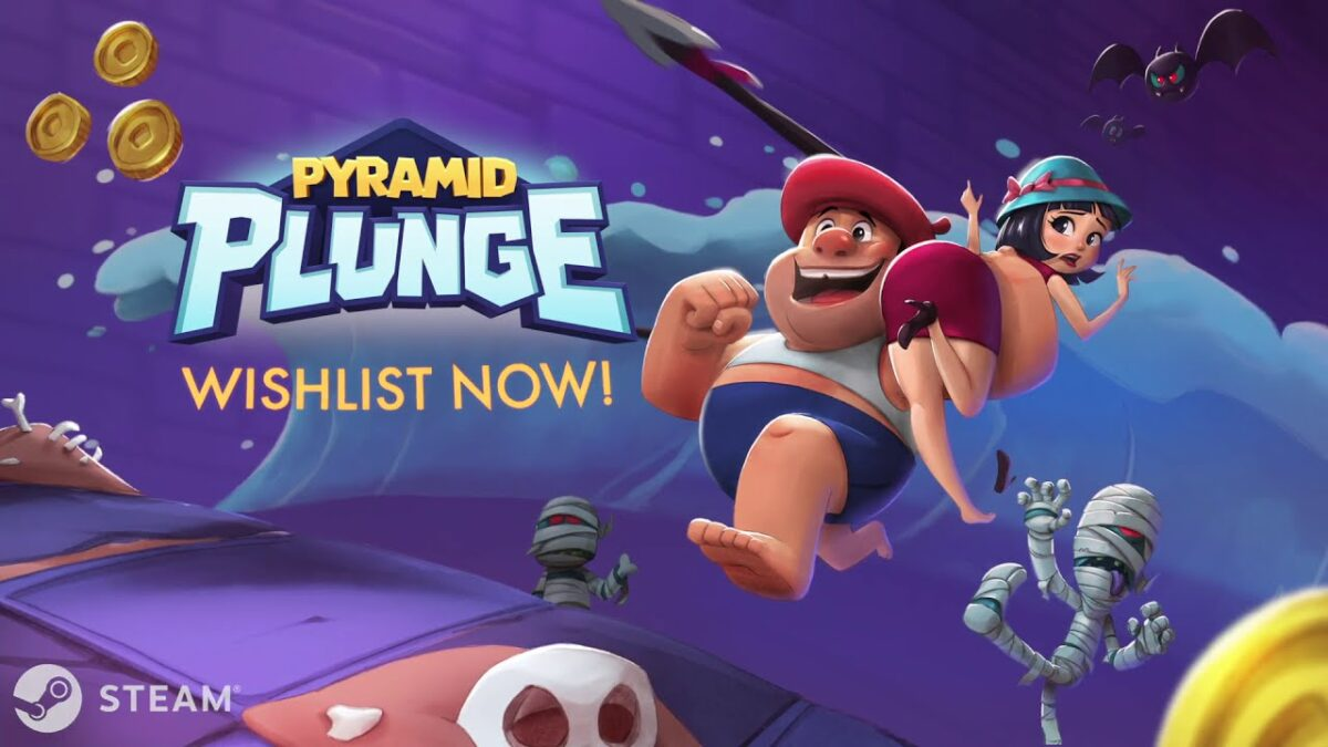 Pyramid Plunge support and Early Access update