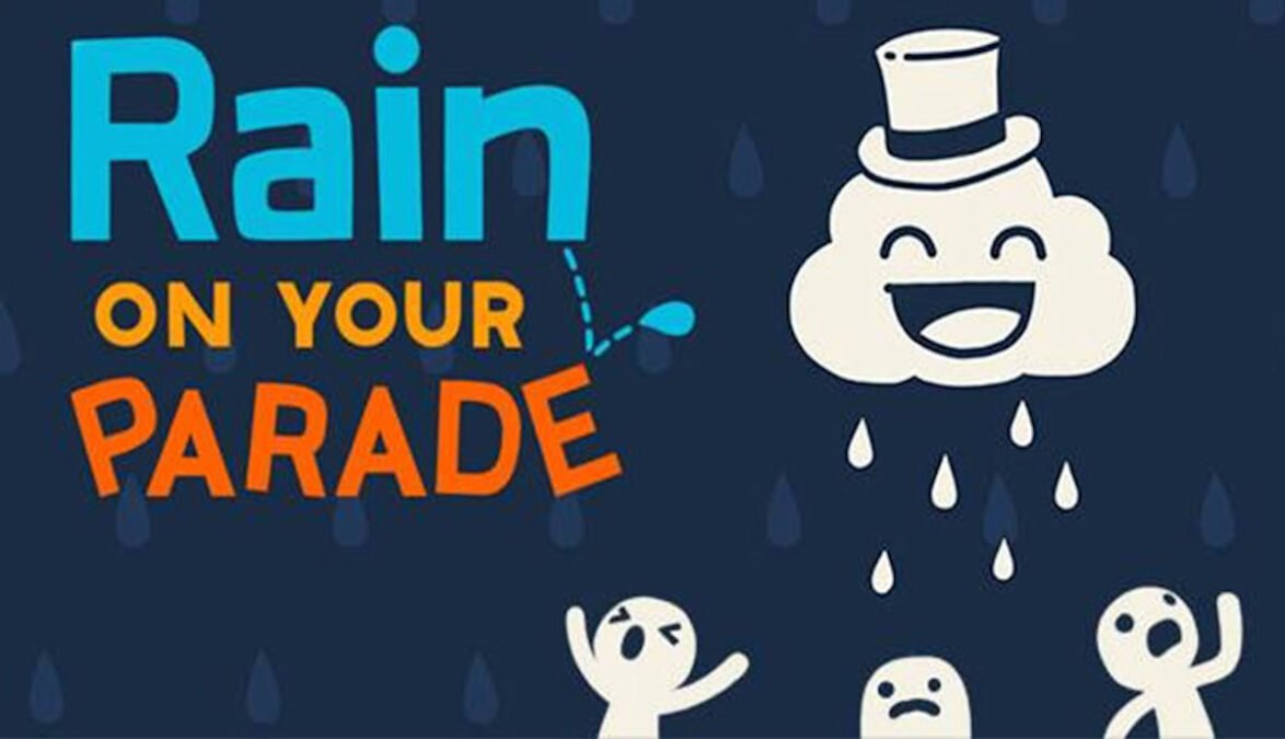 Rain on Your Parade releases with great reviews
