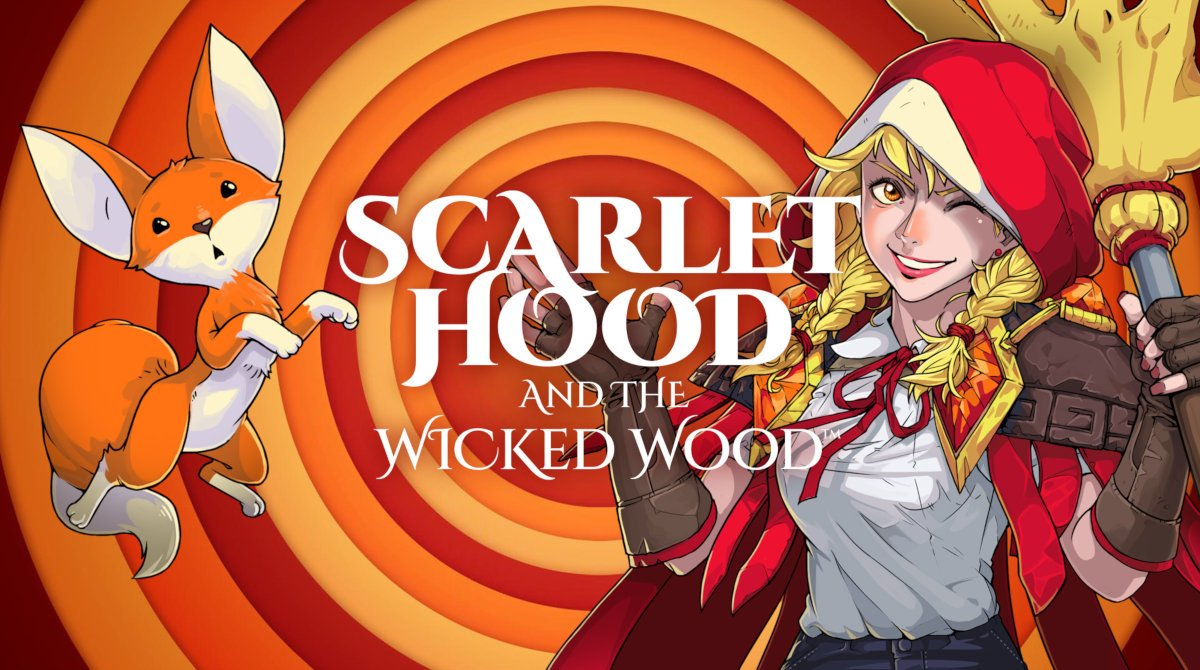 scarlet hood and the wicked wood puzzle solving adventure releases in linux gaming mac and windows pc