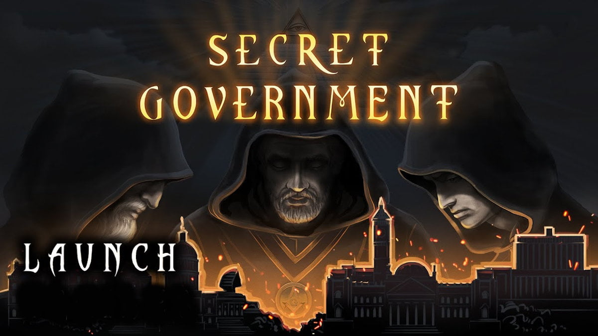 Secret Government grand strategy officially launches
