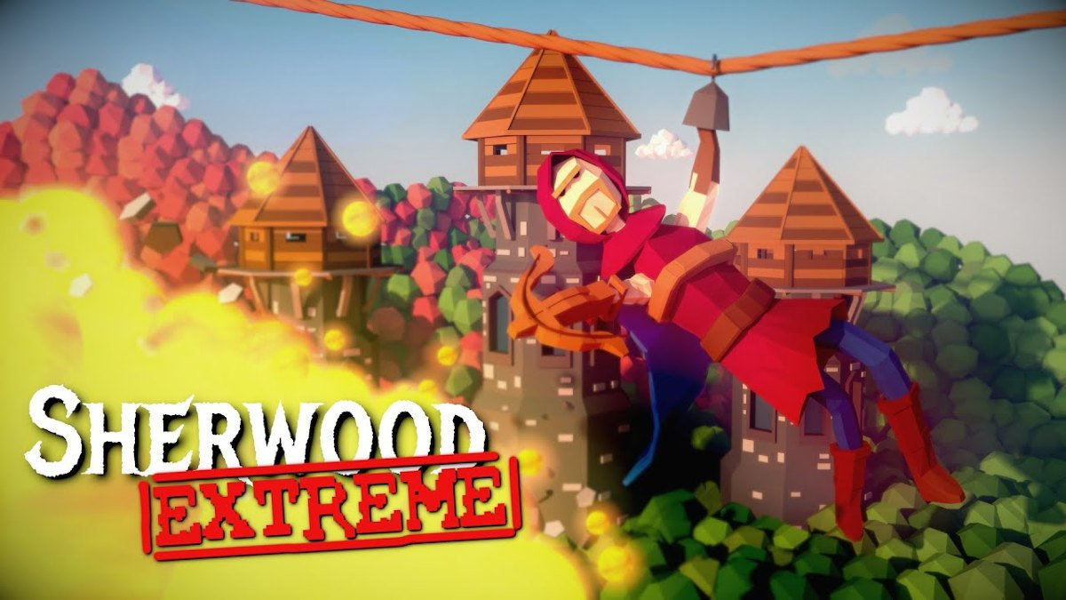 sherwood extreme free-to-play crossbow shooter and support for linux with mac and windows pc